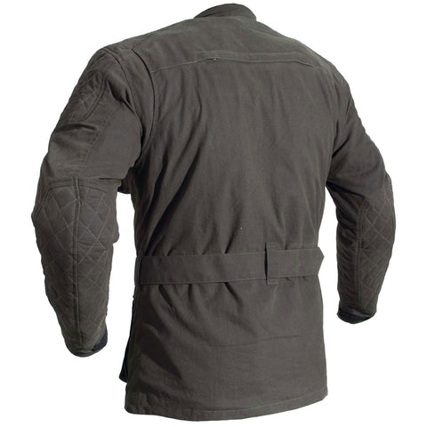 RST Classic TT Wax 3/4 II Textile Jacket Brown