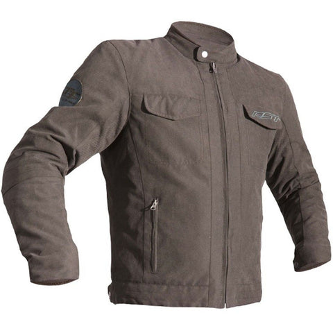 RST Crosby TT CE Textile Jacket Brown