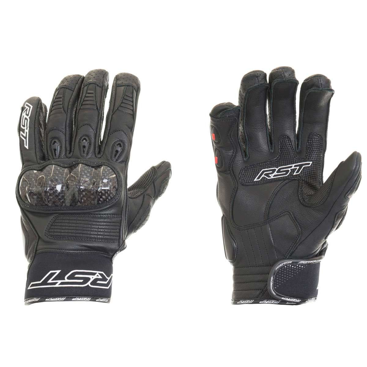 RST Freestyle CE Gloves Black