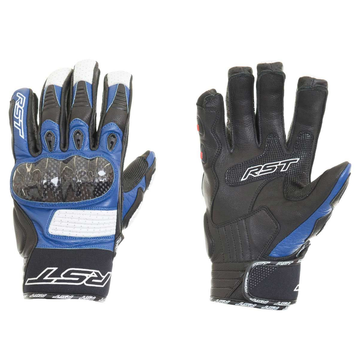 RST Freestyle CE Gloves Blue