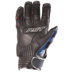 RST Freestyle Motorcycle Gloves Blue