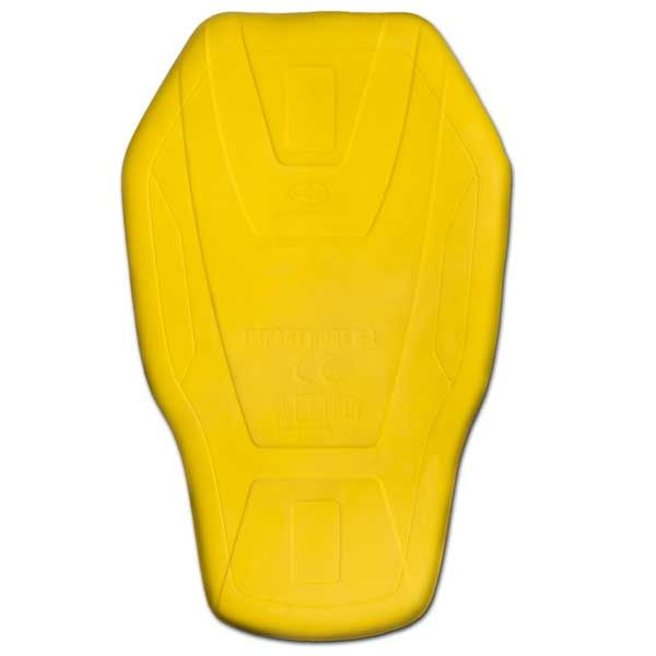 RST Contour Ladies Back Protector Fluo Yellow
