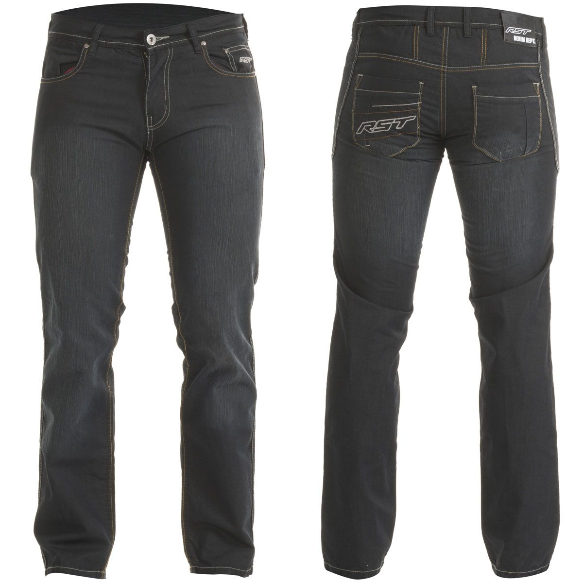 RST Denim Jeans Black