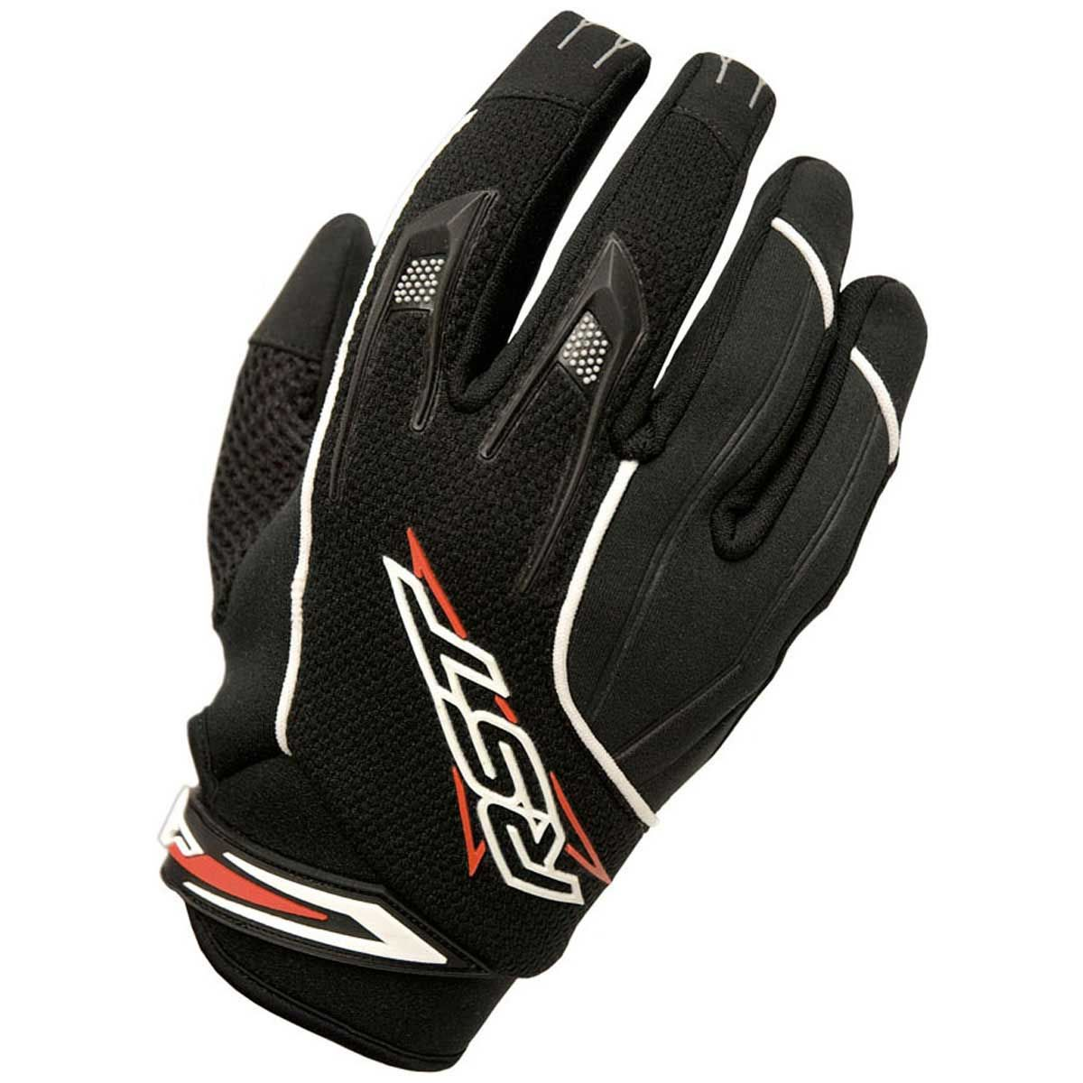 RST MX II Junior Gloves Black