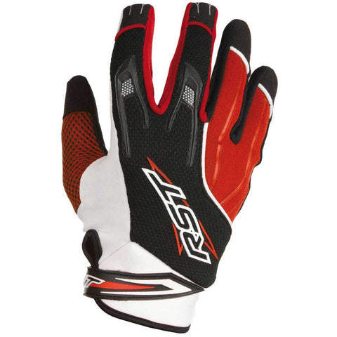 RST MX II Gloves Red