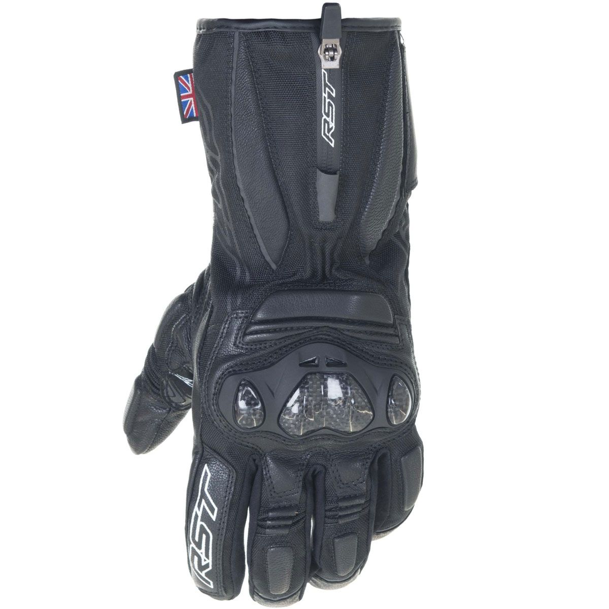 RST Paragon V CE Ladies WP Gloves Black