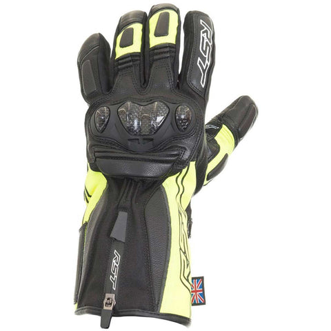 RST Paragon V WP Ladies Gloves Fluo Yellow