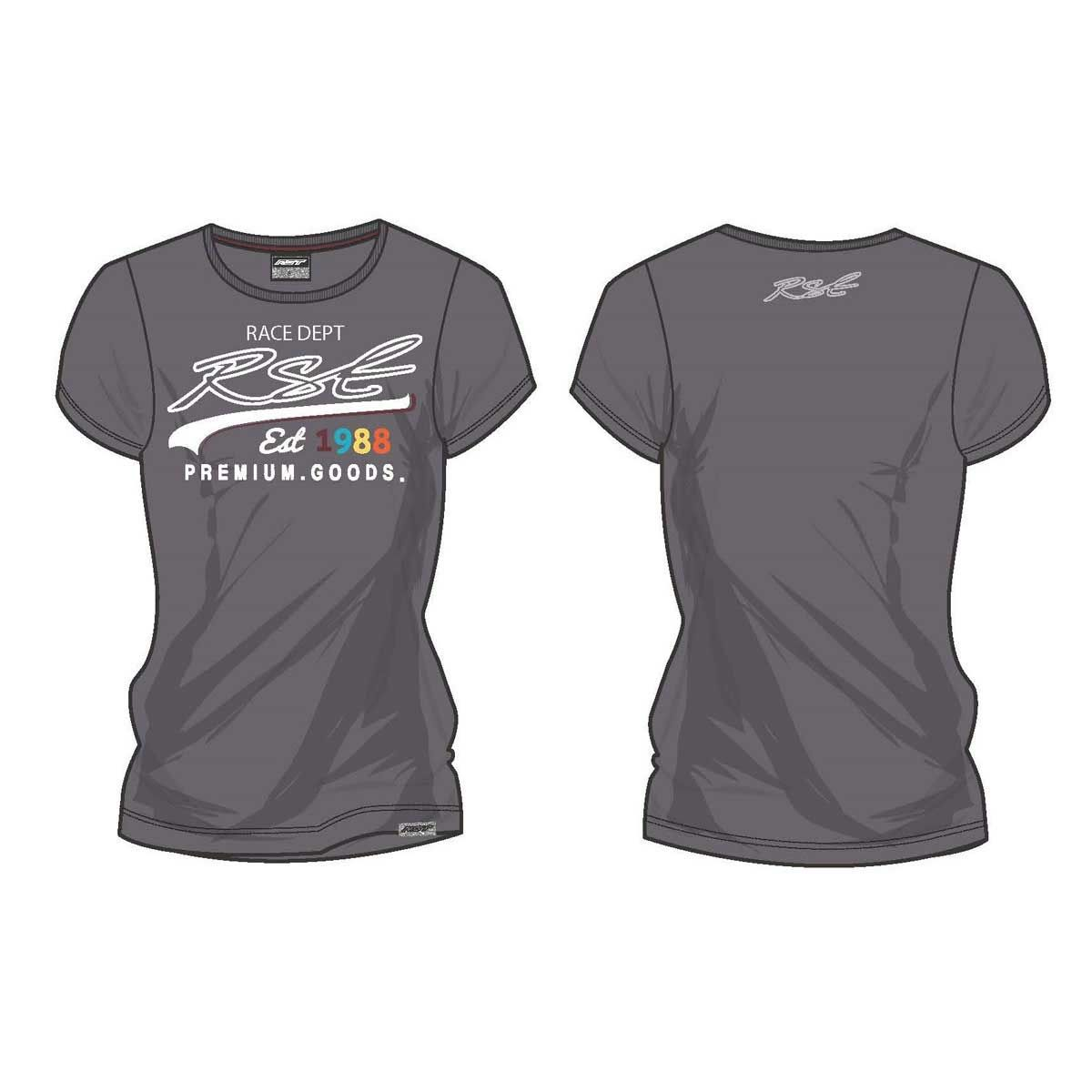RST Casual Ladies Premium Goods Tee Slate