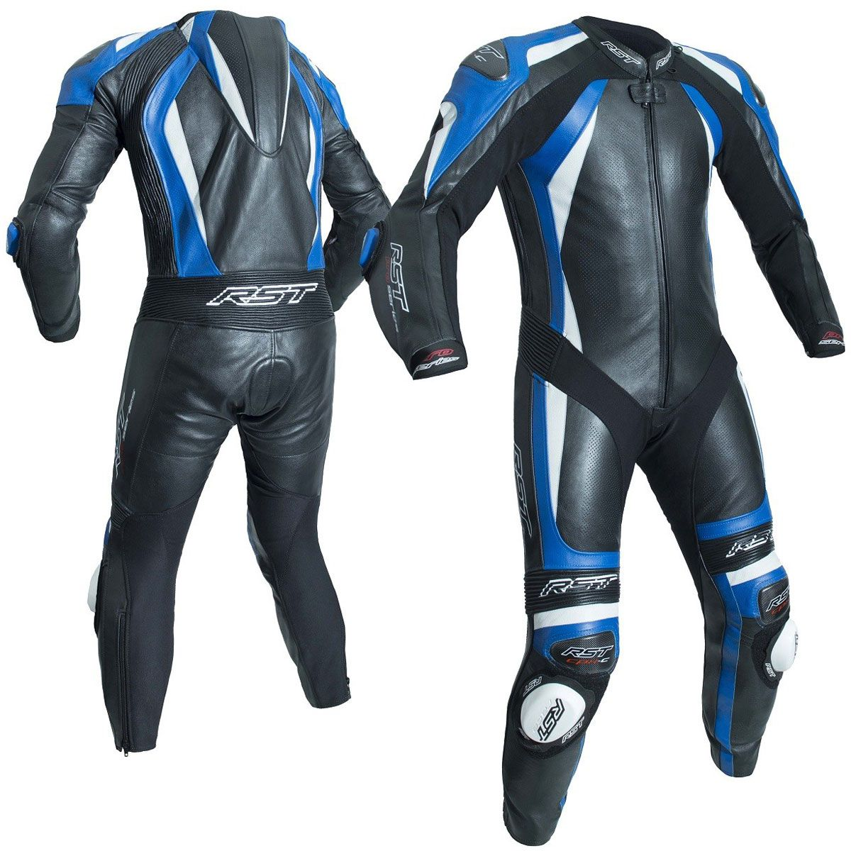RST Pro Series CPXC II Leather One Piece Suit Blue