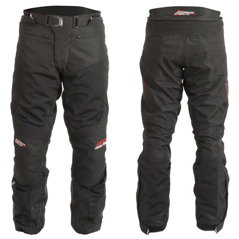 RST Pro Series Paragon V Textile Motorcycle Trousers Black