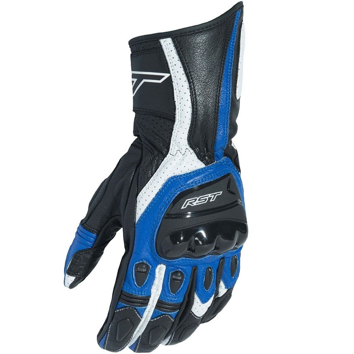 RST R-18 CE Gloves Blue