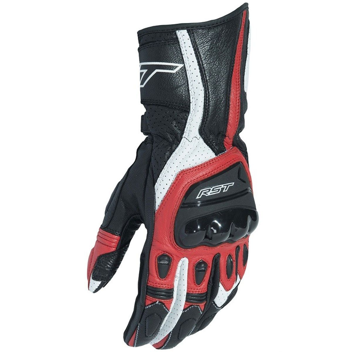 RST R-18 CE Gloves Red