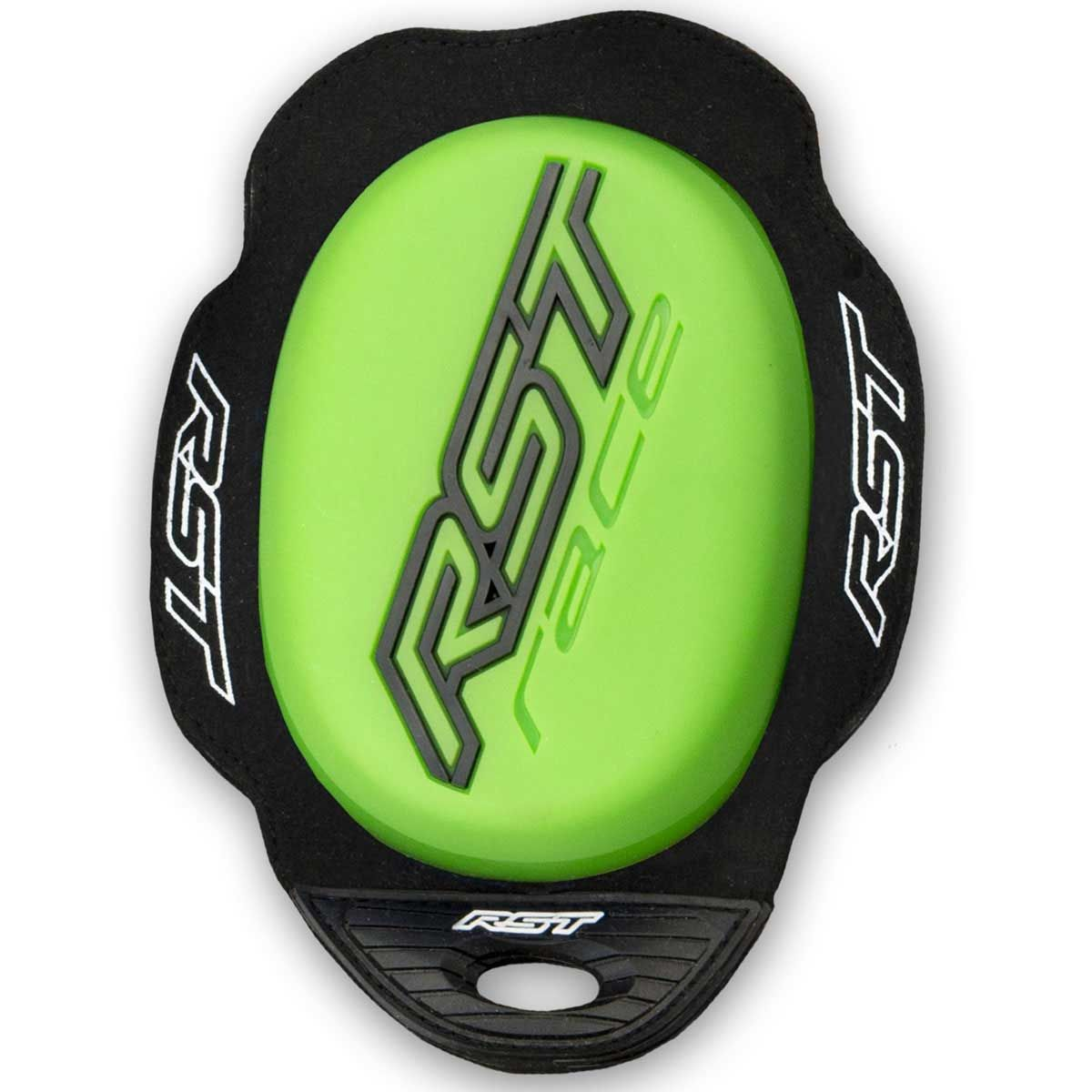 RST TPU Puller Knee Sliders Neon Green
