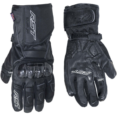 RST Rallye CE WP Gloves Black