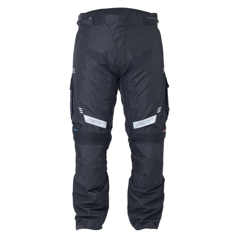 RST Rallye Textile Motorcycle Trousers Black