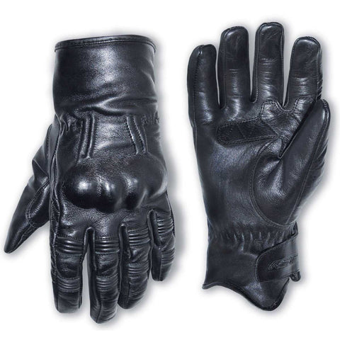 RST Retro II CE Gloves Black