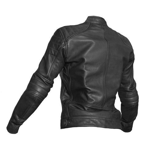 RST Roadster II CE Ladies Leather Jacket Black