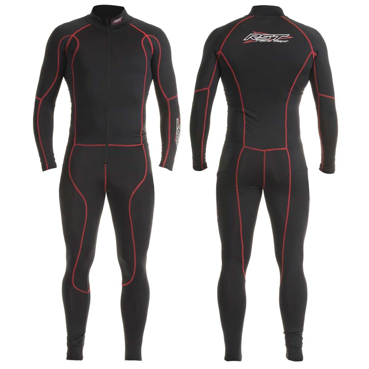 RST Tech X Multisport Base Layer Motorcycle Suit Black
