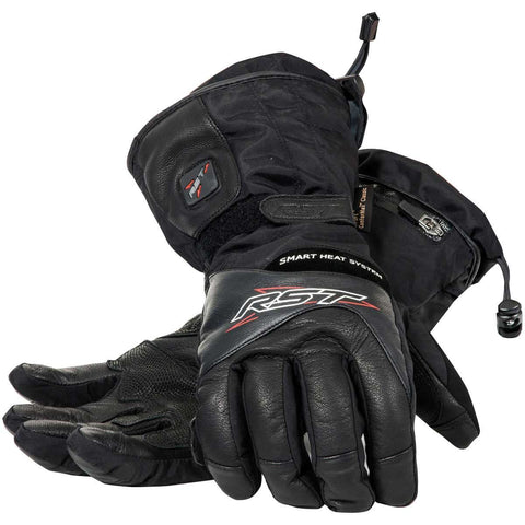 RST Thermotech Heated CE WP Gloves Black