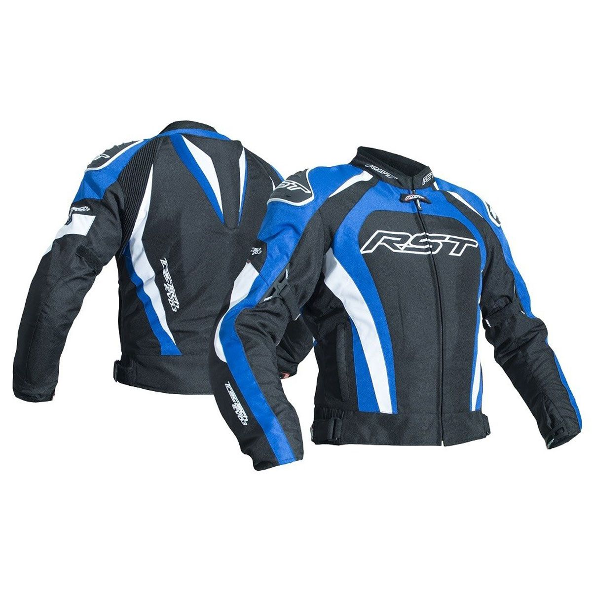 RST Tractech Evo 3 CE Textile Jacket Blue