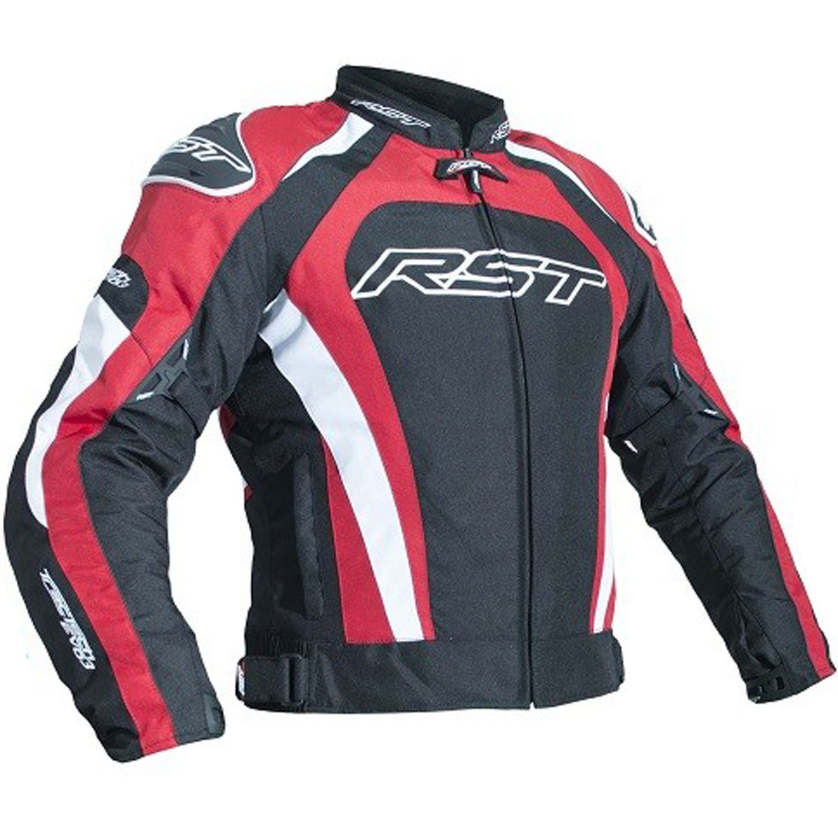 RST Tractech Evo 3 CE Textile Jacket Red