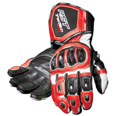 RST Tractech Evo CE Gloves Red