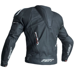 RST Tractech Evo 3 CE Leather Jacket Black