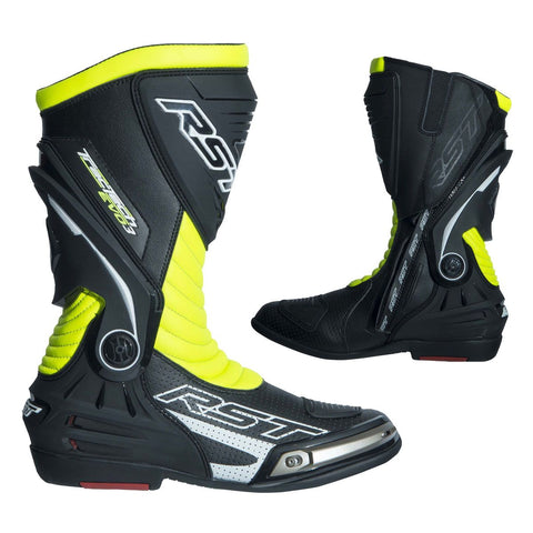 RST Tractech Evo 3 Sport CE Boots Fluo Yellow