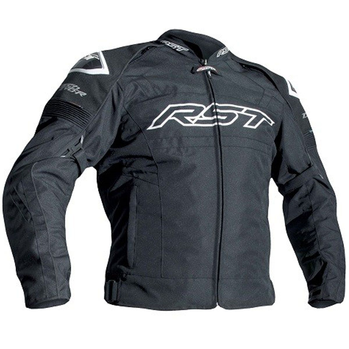 RST Tractech Evo R CE Textile Jacket Black