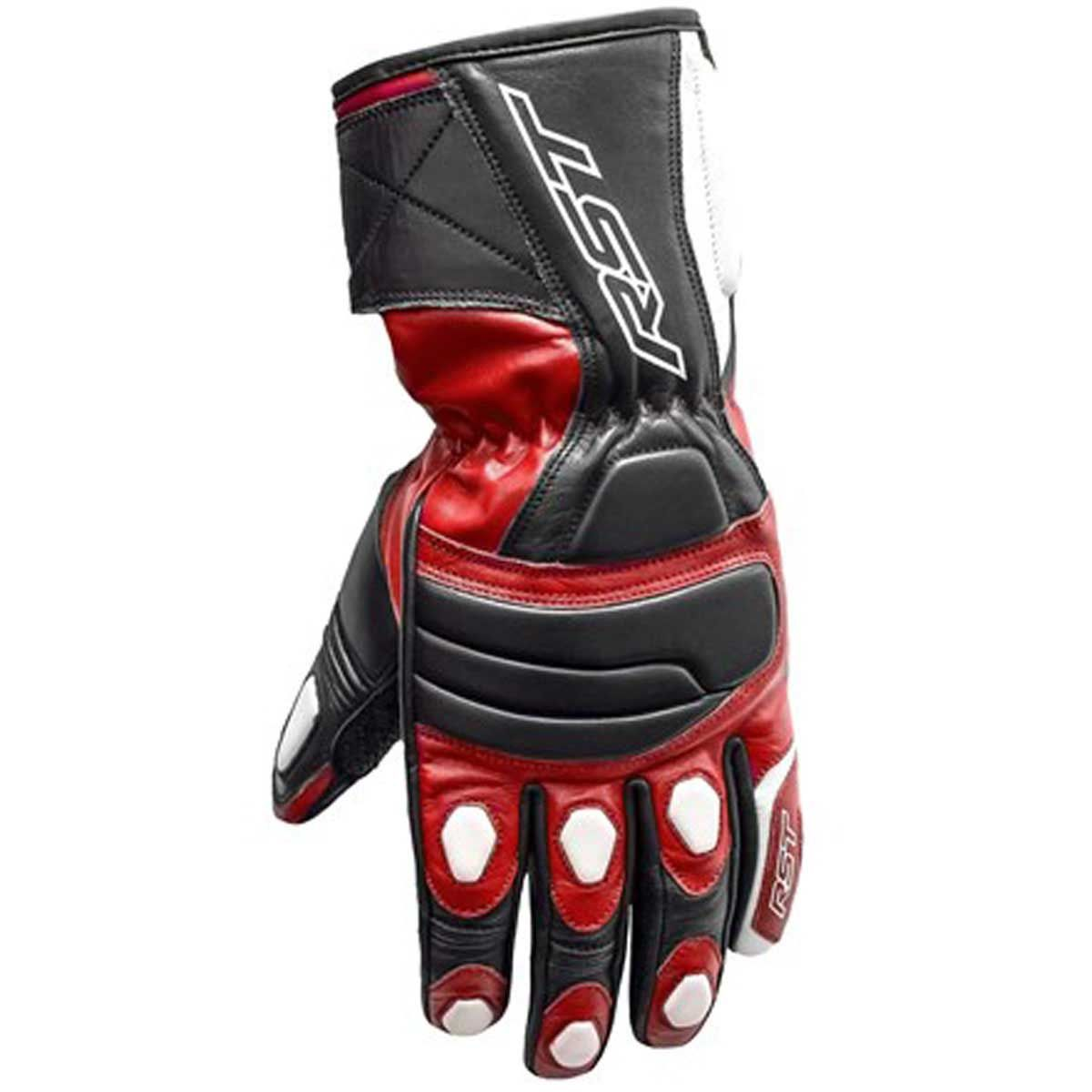 RST Urban II CE Motorcycle Gloves Red