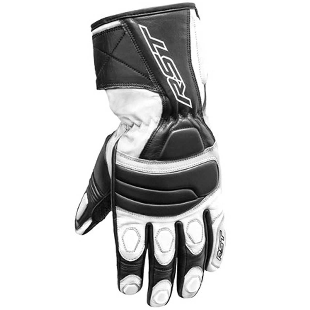 RST Urban II Motorcycle Gloves White