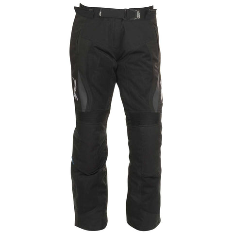 RST Ventilated Brooklyn Ladies Textile Motorcycle Trousers Black