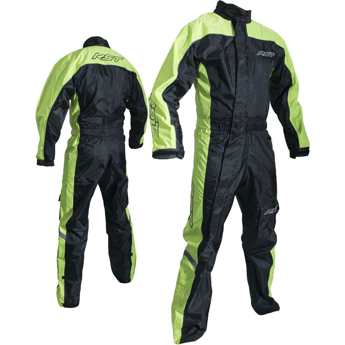 RST Waterproof Over Suit Fluo Yellow