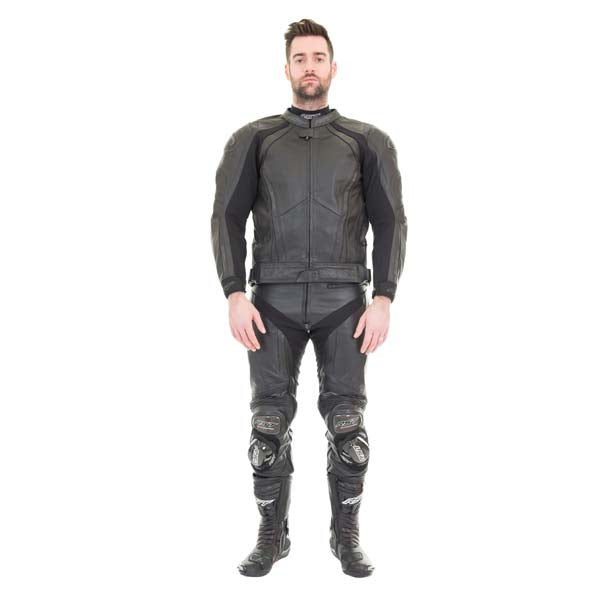 RST Pro Series CPXC Leather Trousers Black