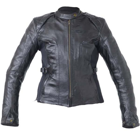 RST Kate CE Ladies Leather Jacket Black