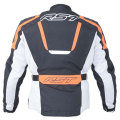 RST Rallye Textile Jacket Fluo Red