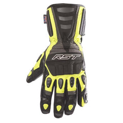 RST Storm WP Gloves Fluo Yellow