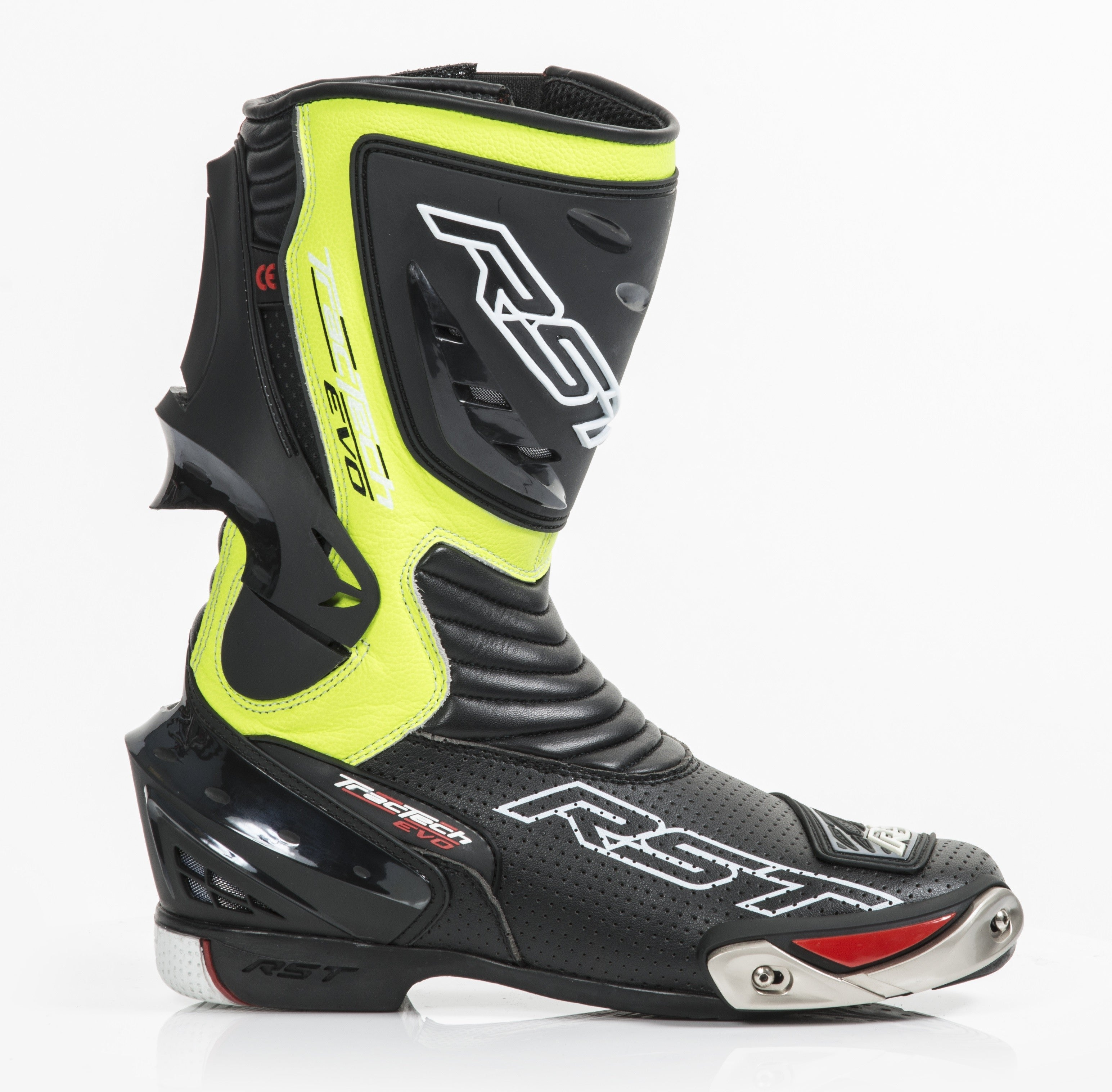 RST Tractech Evo Ce Boots Fluo Green
