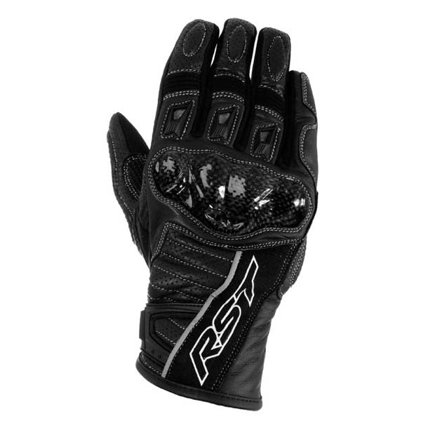 RST Stunt II CE Gloves Black