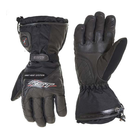 RST Thermotech Heated Waterproof Gloves Black