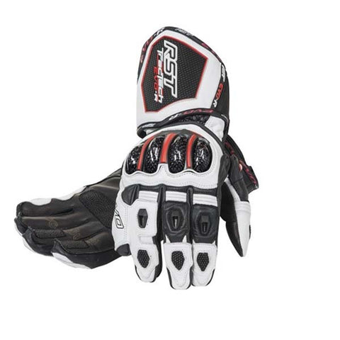 RST Tractech Evo Race Gloves White
