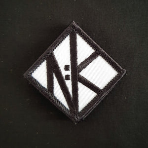 GENKSTASY EMBROIDERED BADGE