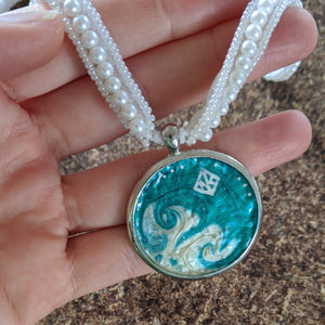 FREE AS THE SEA NECKLACE