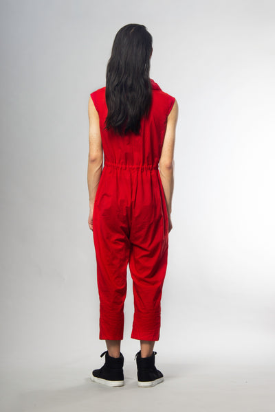 SURVIVOR JUMPSUIT