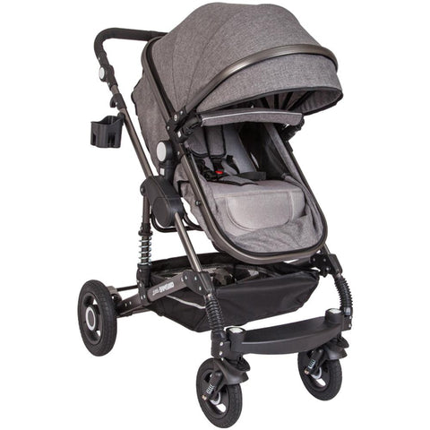 Little Bambino 3-in-1 Multifunctional Travel System- Grey