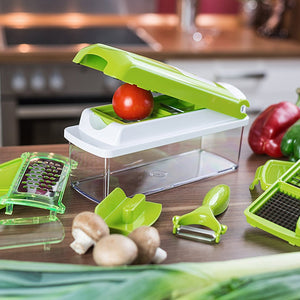 "13 In 1 Professional Fruit ""N"" Veg Chopper"