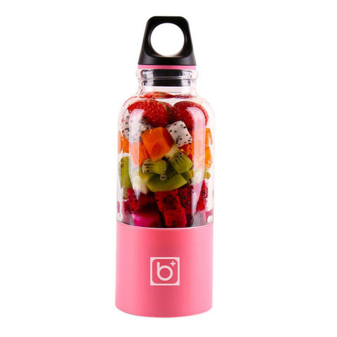 Portable Juicer Bottle