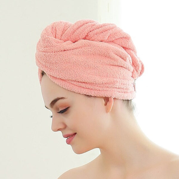 Hair Pampering Towel