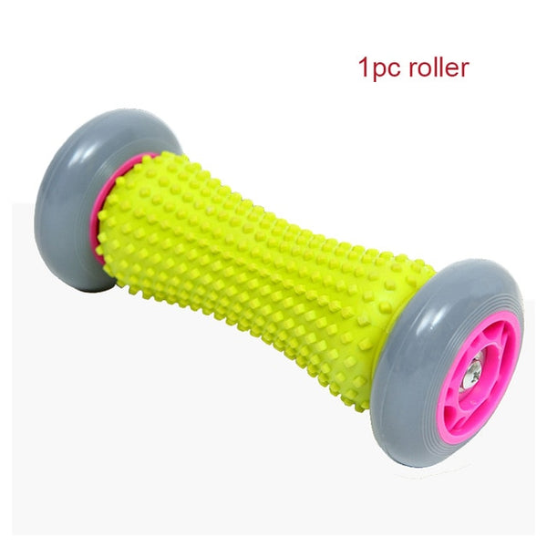 Roller Massage + 2 Spiky Balls