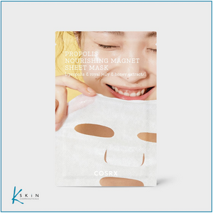 COSRX Full Fit Propolis Nourishing Magnet Sheet Mask - www.Kskin.ie